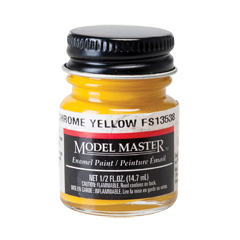 Modelmaster1707 Chrome Yellow FS13538 - Gloss