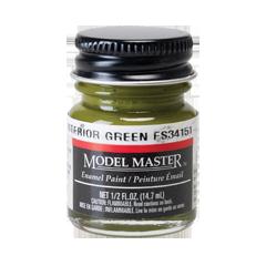 Modelmaster1764 Euro Dark Green FS34092 - Flat