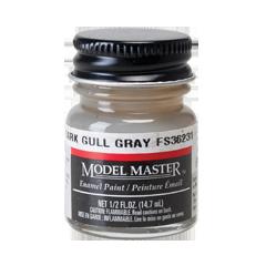 Modelmaster1740 Dark Gull Gray FS36231 - Flat