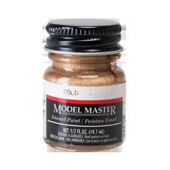 Modelmaster1744 Gold - Semi-Gloss