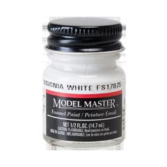 Modelmaster1745 Insignia White FS17875 - Semi-Gloss