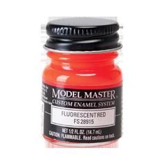 Modelmaster1775 Fluorescent Red FS28915 - Flat