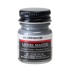 Modelmaster1781 Aluminum - Flat