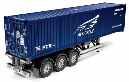 NYK 40FT CONTAINERSEMI-TRAILER
