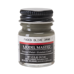 Modelmaster2051-Faded Olive Drab - Flat