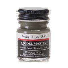 Modelmaster2051-Faded Olive Drab - Flat