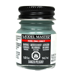 Modelmaster2087 Hellblau RLM78 - Semi-Gloss