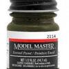 Modelmaster2114 Imperial Japanese Army Green Semi-Gloss