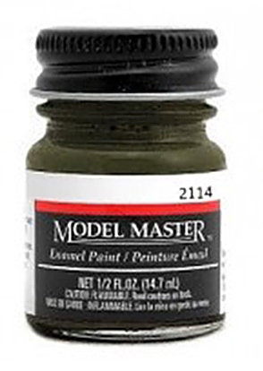 Modelmaster2114 Imperial Japanese Army Green Semi-Gloss