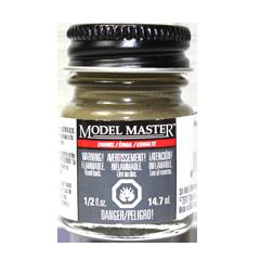 Modelmaster2147 Olive Drab No.#8 - Semi-Gloss