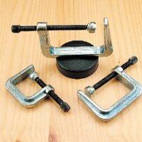 3 skrutvinger med magnet