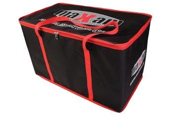 Maxam Pit bag, Sort 600D Nylon L64xD35xH38