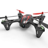 Hubsan Quadrocopter 4 ch.incl.camera