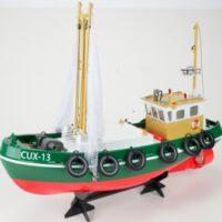 Fiskebåt CUX-13 2,4 GHz 100% RTR