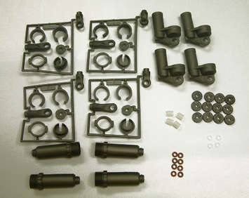 GS031, Shock Plastic Parts
