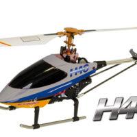 Krick H40 Helikopter Flybarless 2,4 GHz RTR