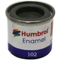 Humbrol 102 Army Green matt 14ml