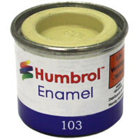 Humbrol 103  Cream matt 14ml