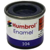 Humbrol 104 Oxford blue matt 14ml