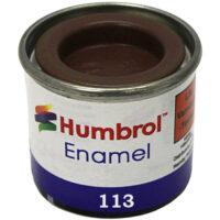 Humbrol 113 Rust  matt