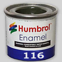Humbrol 116 Us dark Green