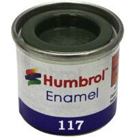 Humbrol 117 Us Light Green