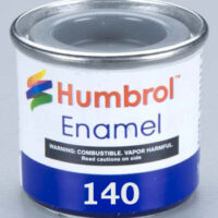 Humbrol 140 Gull Grey Matt