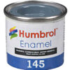 Humbrol 145 Medium Grey Gray Matt