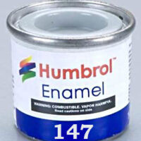 Humbrol 147 Light-Gray