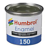 Humbrol 150 Forest Green