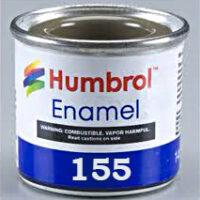 Humbrol 155 Olive Drab matt 14ml