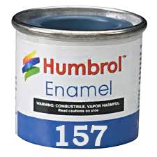 Humbrol 157 Azure Blue