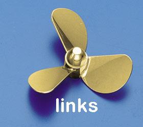 Ms-Propeller L 3-Bl. 70mm, M5