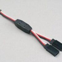 Y-kabel TIL kabel til futaba stikk