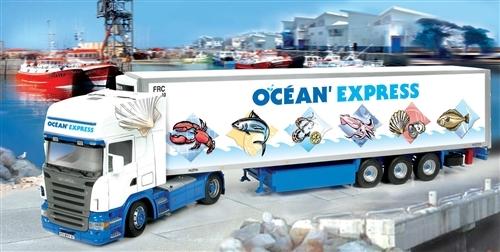 Italeri SCANIA R620 & S.FRIGO OCEAN EXPR