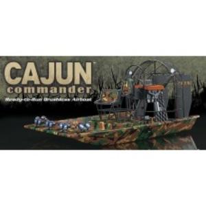 The Cajun Commander