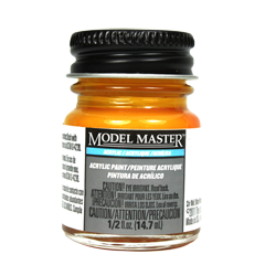 Modelmaster 4624 Turn Signal Amber (G)