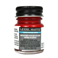 Modelmaster 4630 Clear Red (G)