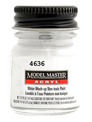 Modelmaster 4636 Flat Clear Acry