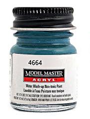 Modelmaster 4664 Teal (G)