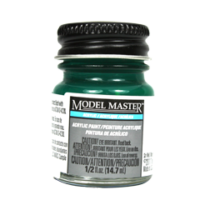 Modelmaster 4668 Clear Green (G)