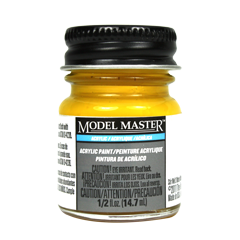 Modelmaster 4683 Chrome Yellow FS13538 (G)