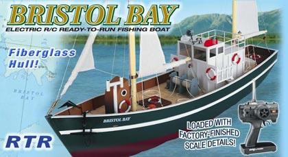 BRISTOL BAY FISHING BOAT