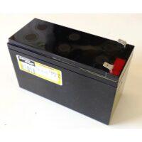 Alkaliske batteri