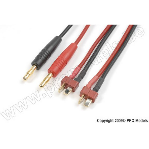 Charge lead serial deans, silicon wire