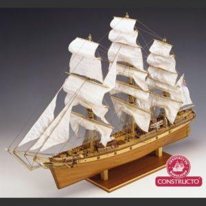 Constructo Cutty Sark seilskute i 1:115