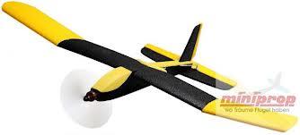 Flight modell EPP, Felix 120, forberedelser for RC