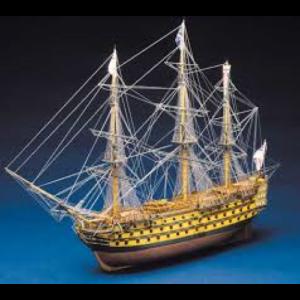 HMS Victory Sergal Baukasten 1:78