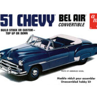 1951 Chevy® Bel Air® Convertible