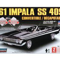 1961 Chevy Impala SS 409 Convertible
